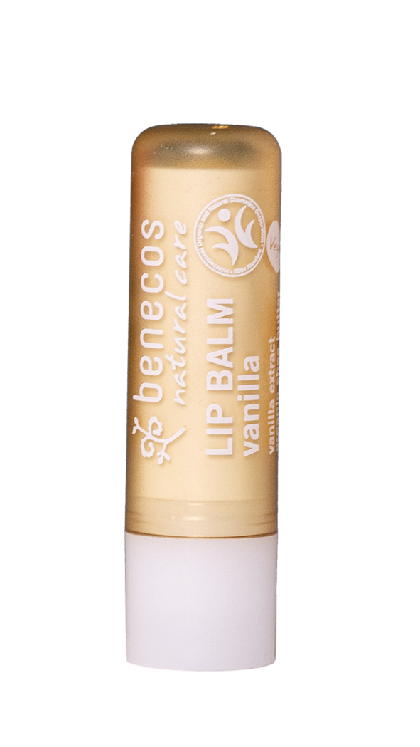Benecos Natural huulivoide Vanilja
