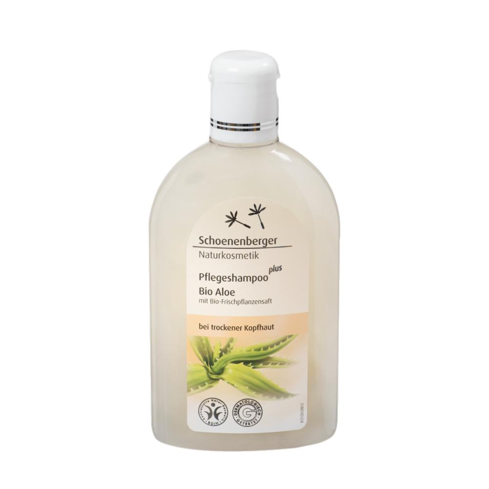 Schoenenberger plus-shampoo Aloe Vera