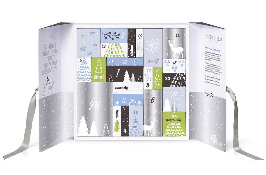 Weleda joulukalenteri 2019 (ennakkotilaus)