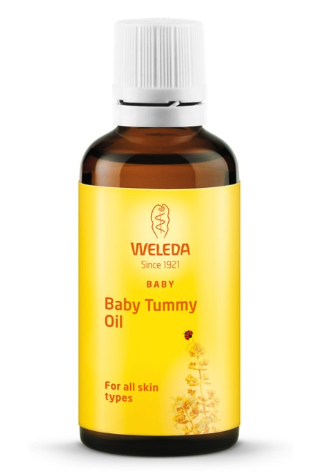 Weleda Baby tummy oil