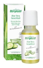 Bergland Aloe vera kasvoöljy