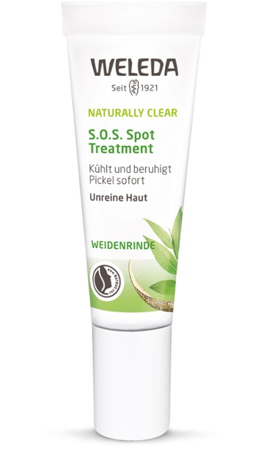 Weleda Naturally clear S.O.S. tehovoide