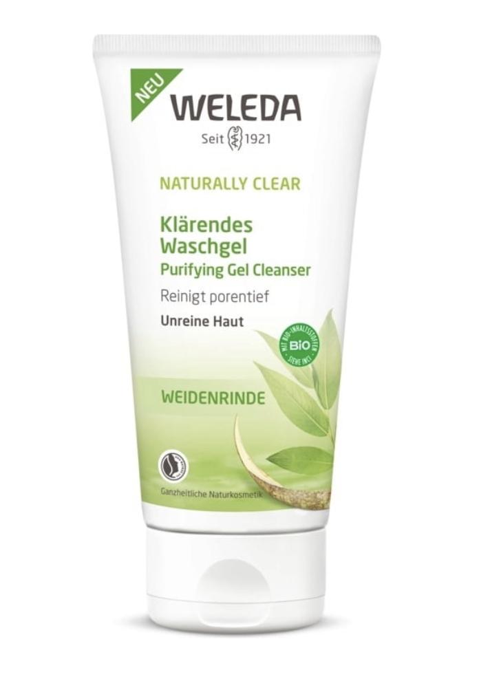 Weleda Naturally clear puhdistusgeeli