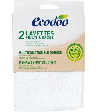 Ecodoo ekologinen siivousliina  (2 kpl/pkt)