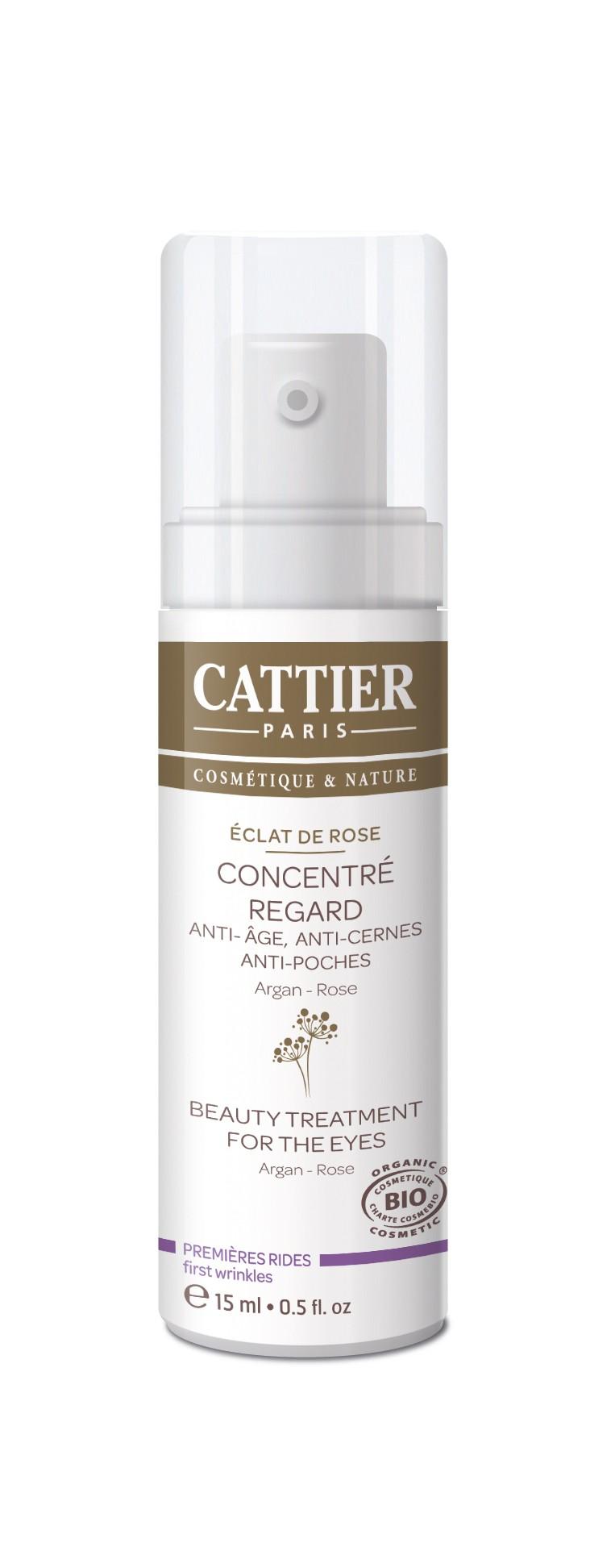 Cattier Anti-Age silmänympärysvoide