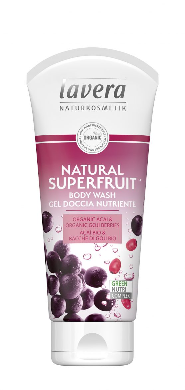 Lavera Superfruit suihkugeeli