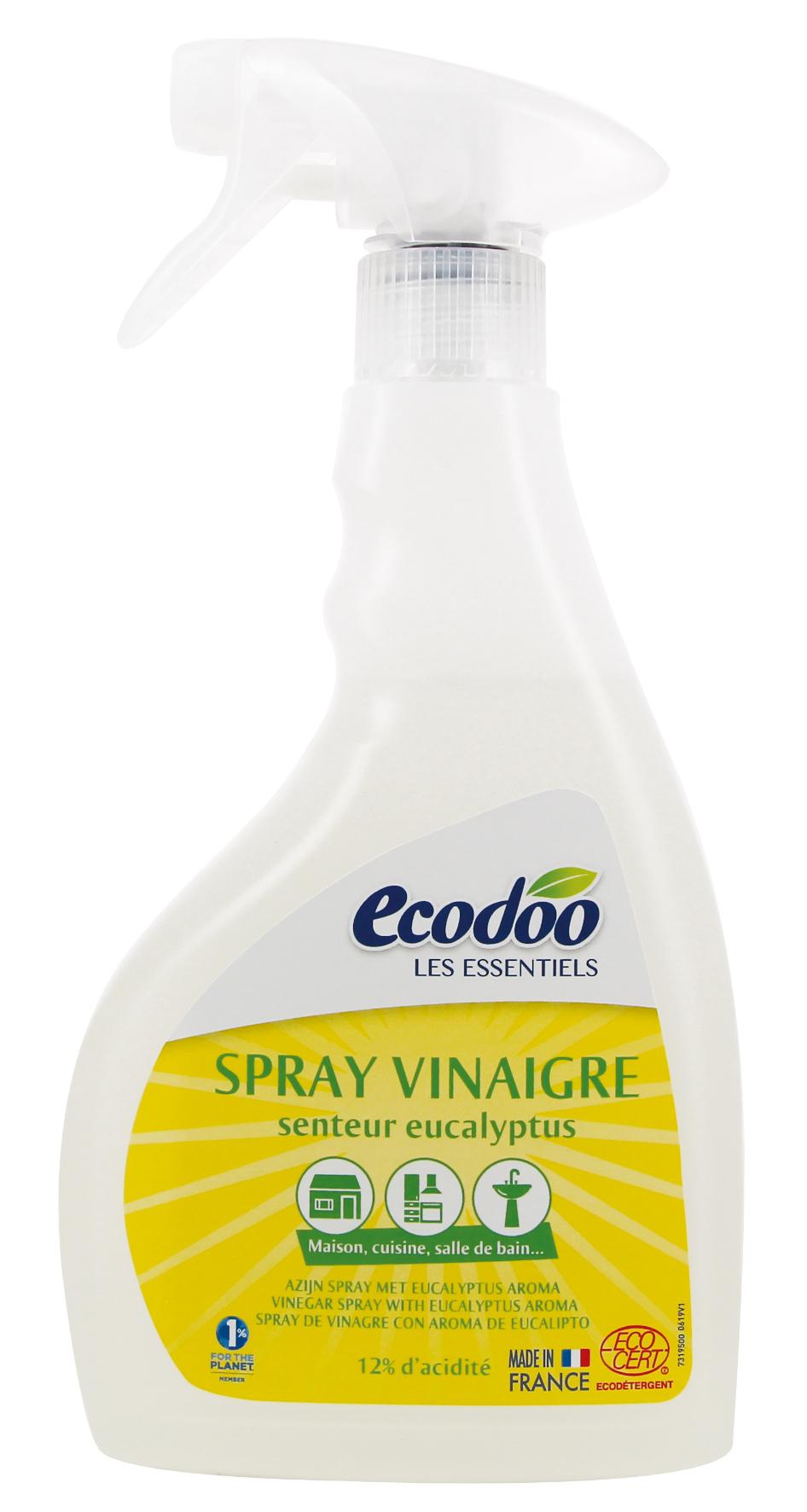 Ecodoo Vinegar puhdistussuihke, eukalyptus