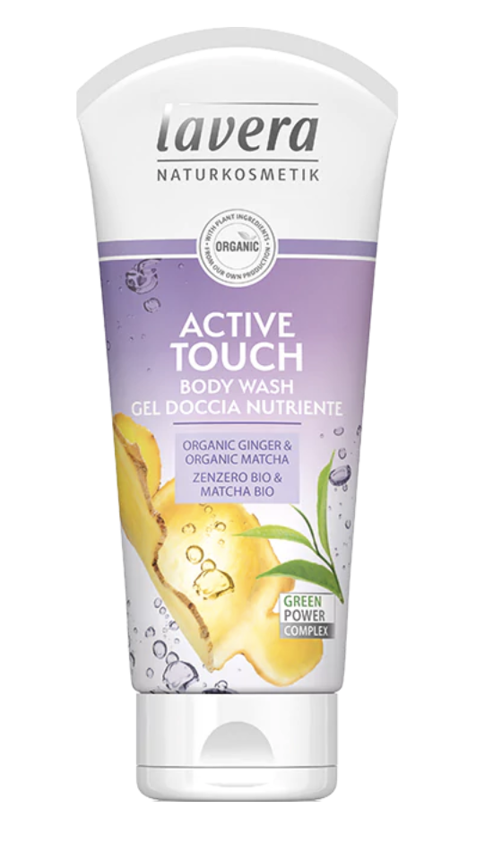 Lavera Active touch suihkugeeli
