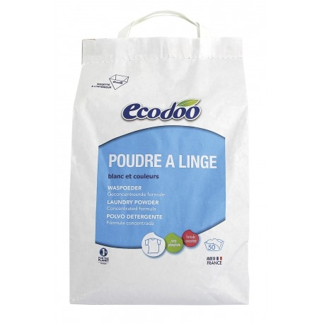 Ecodoo pyykinpesujauhe, 1,5 kg