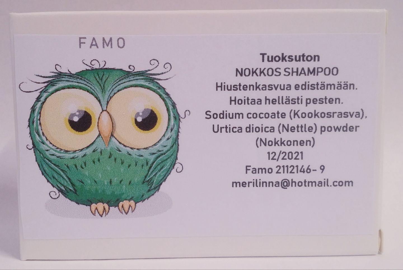 FAMO shampoopala Nokkonen