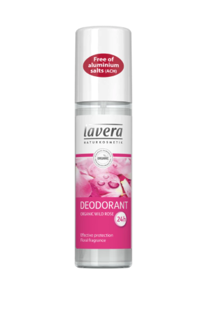 Lavera villiruusu deospray
