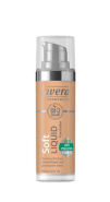 Lavera Soft Liquid Foundation meikkivoide - 03 Honey Sand