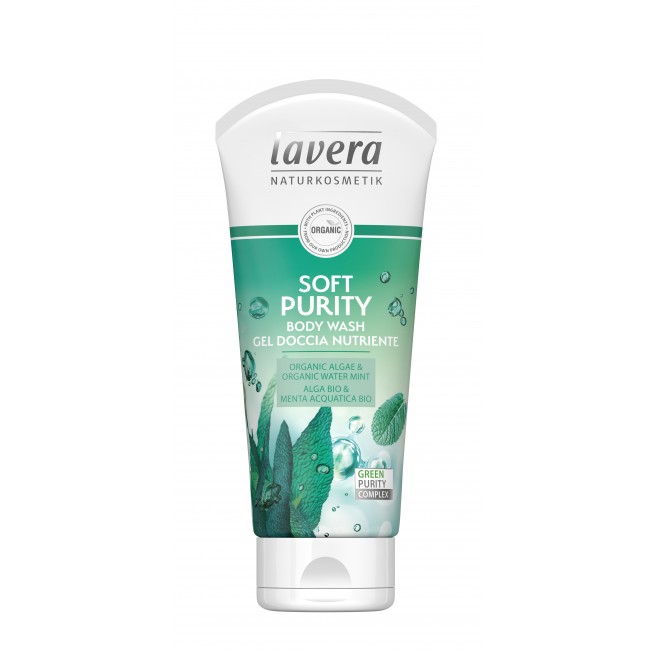 Lavera Soft Purity suihkugeeli