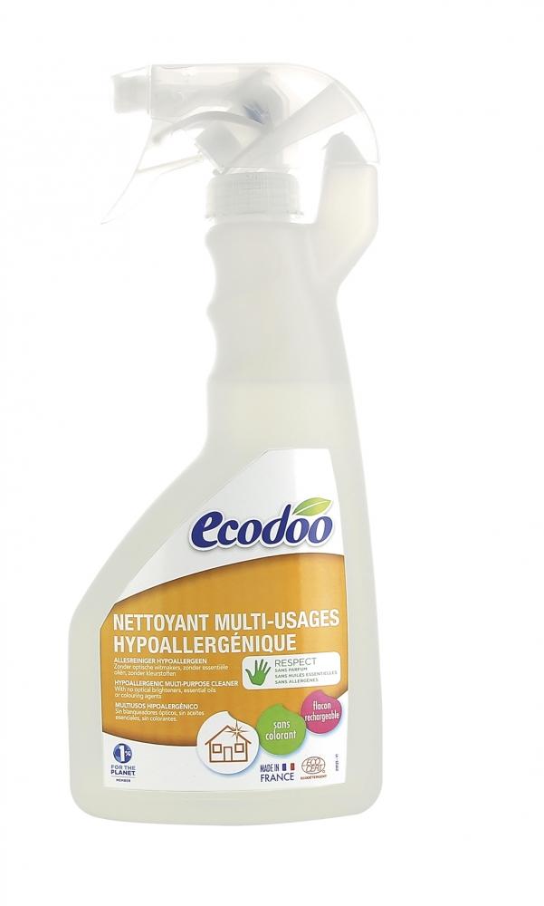 Ecodoo RESPECT hajusteeton yleispuhdistusspray