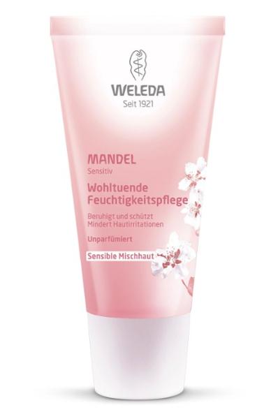 Weleda Manteli erittäin herkän ihon kosteusvoide