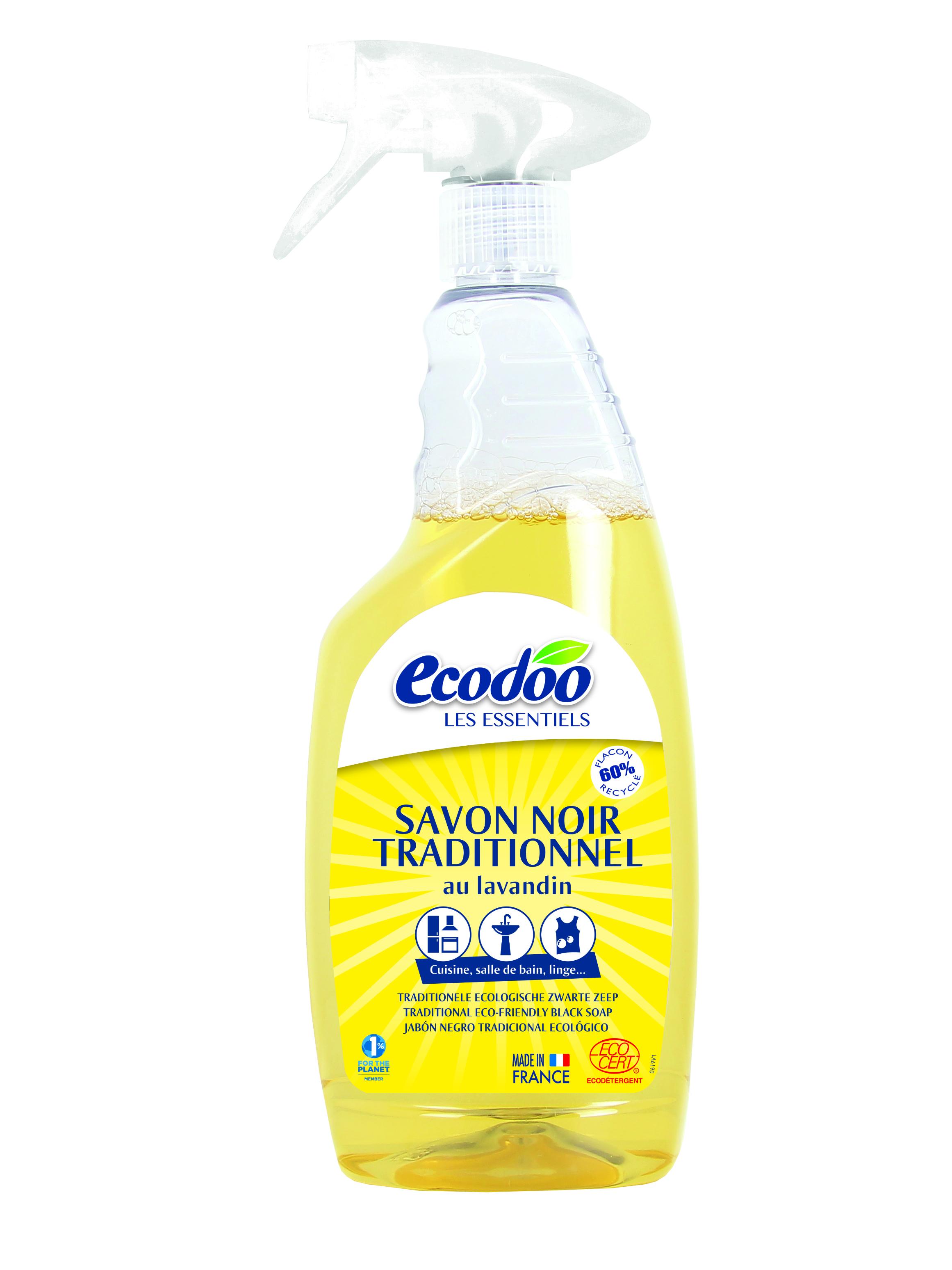 Ecodoo mustasaippuasuihke