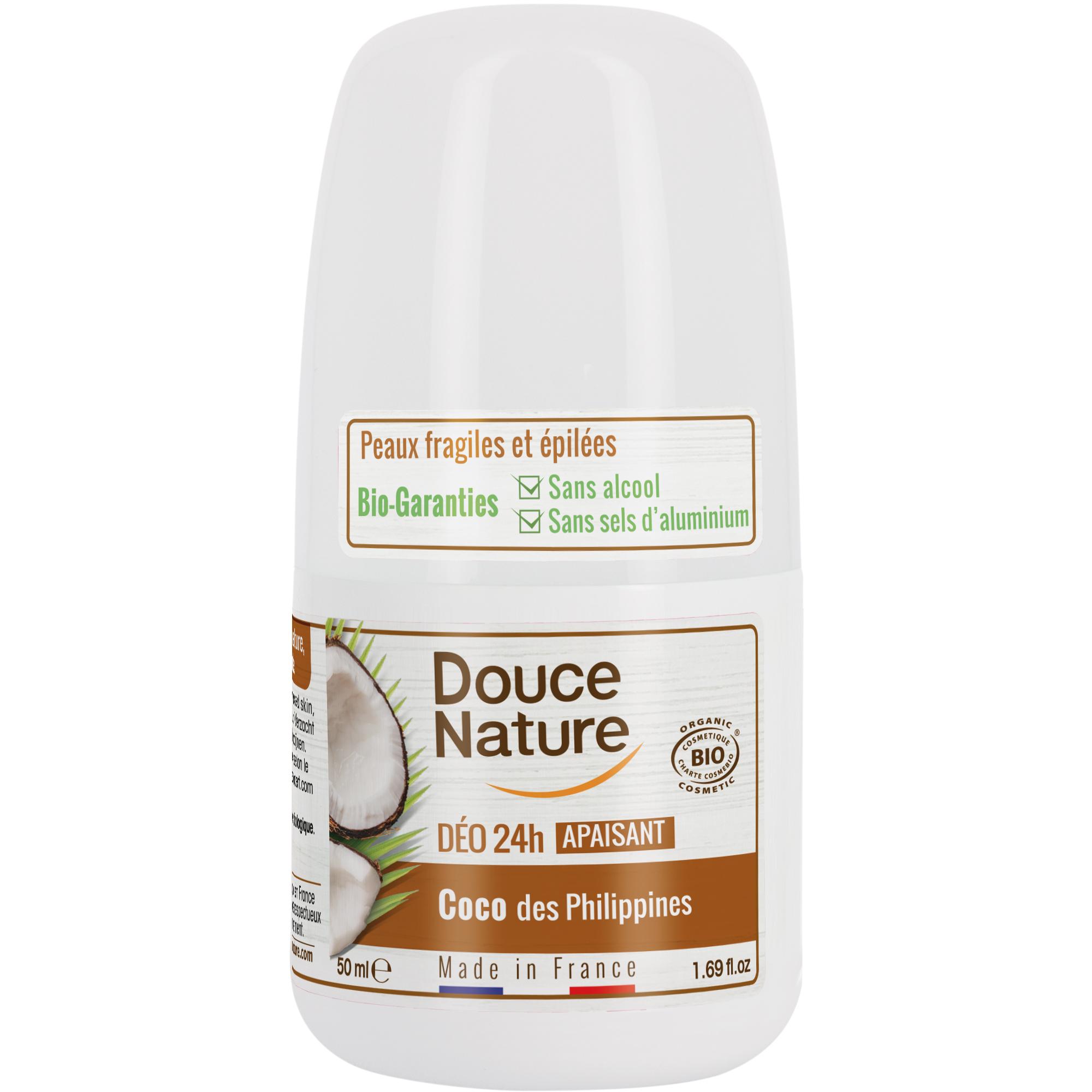 Douce Nature kookos alumiiniton deodorantti