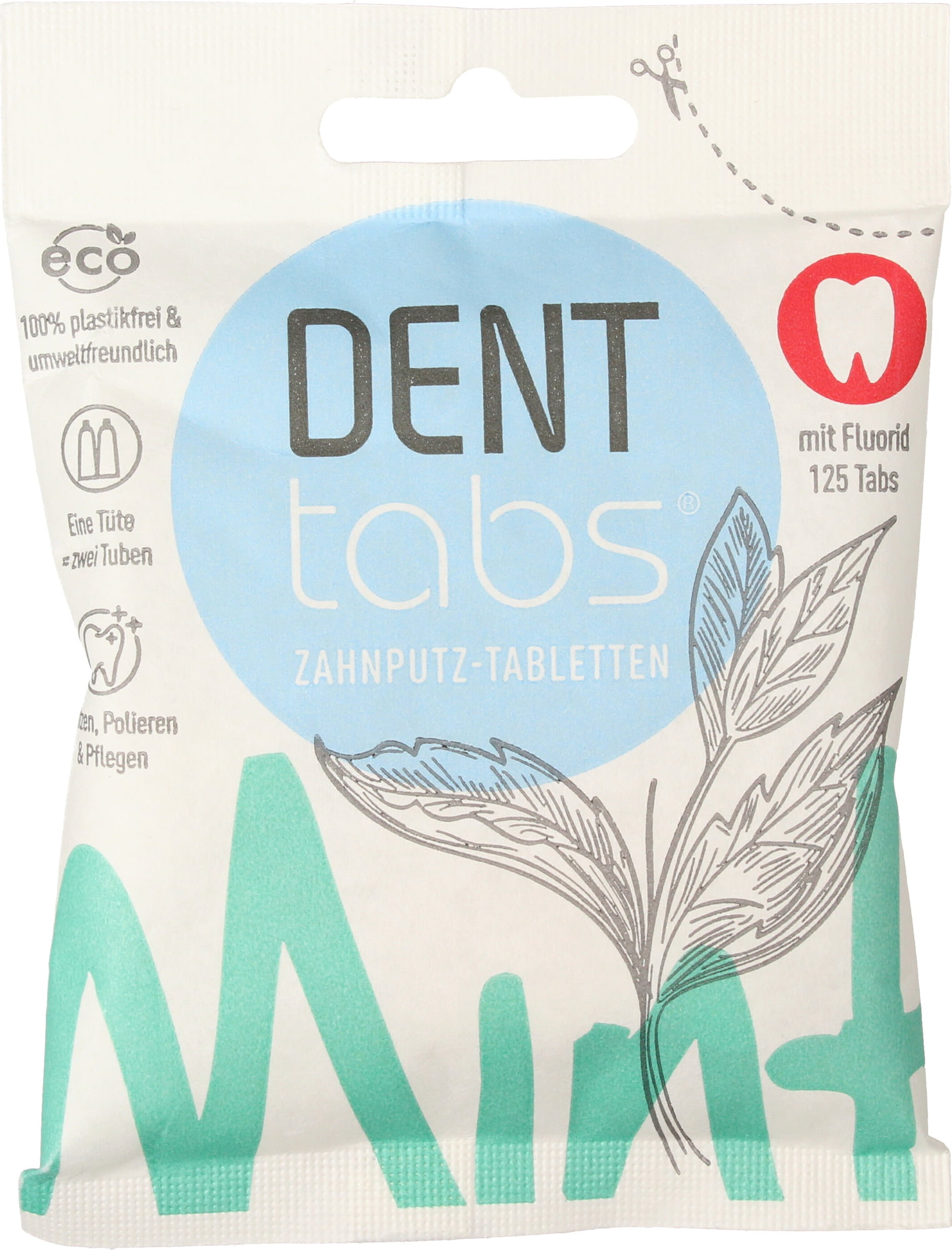 Denttabs fluorillinen