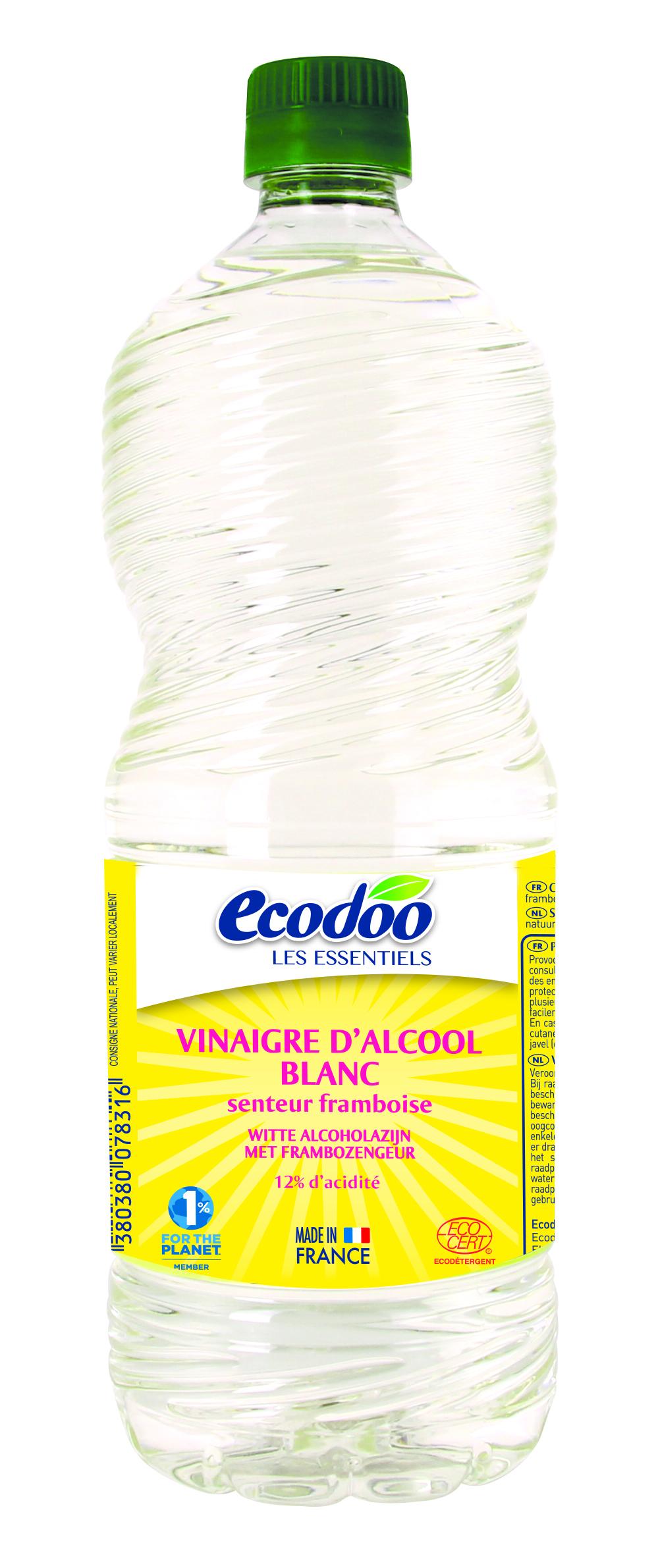 Ecodoo pyykkietikka Vadelma