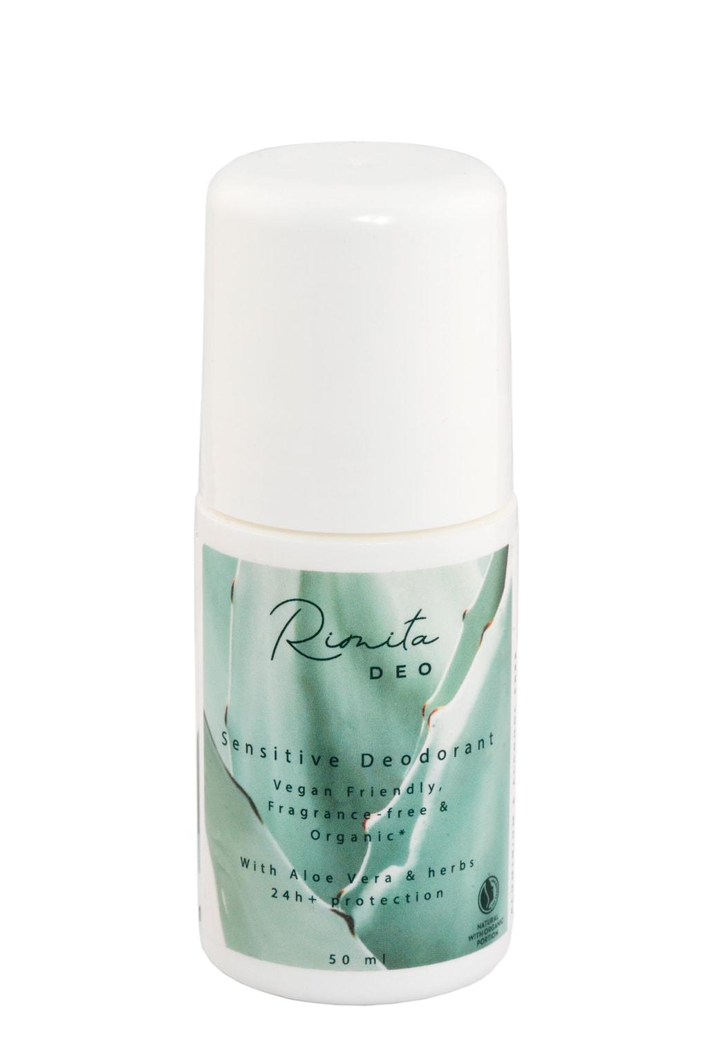 Rimita Green Sensitive deodorantti, 50ml
