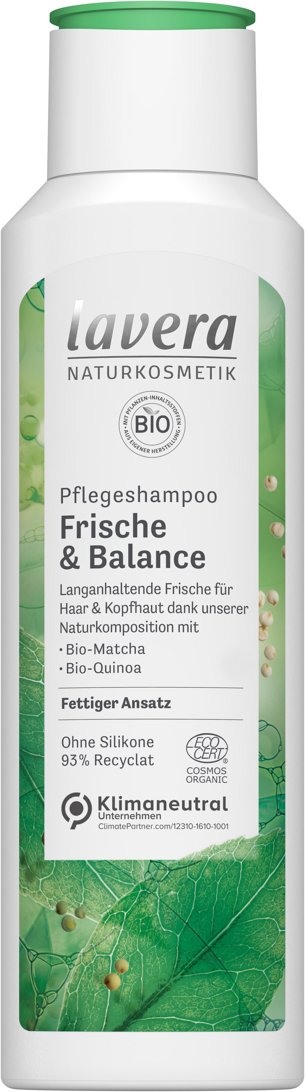 Lavera Freshness & Balance shampoo