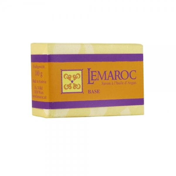 LeMaroc hajusteeton arganöljy palasaippua