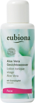 Eubiona aloe vera & granaattiomena  kasvovesi