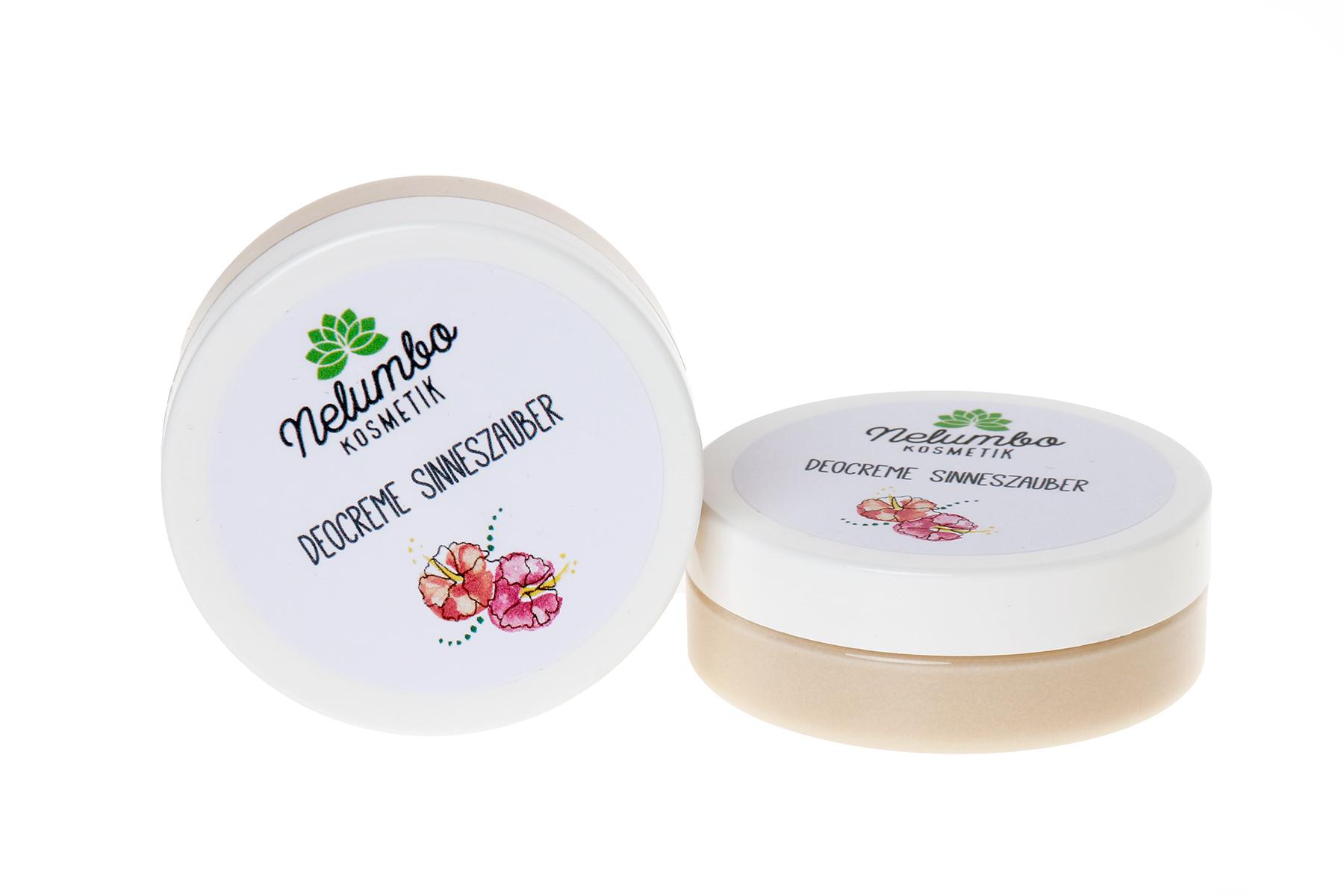 Nelumbo deodoranttivoide muovipakkaus, kukkien tuoksu