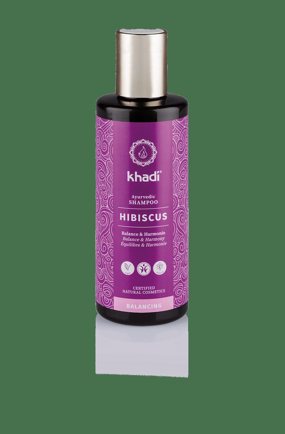 Khadi Hibiskus shampoo