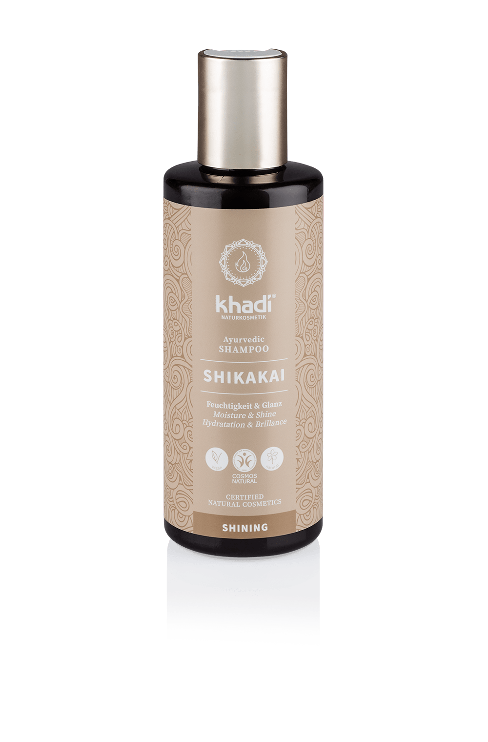 Khadi Shikakai shampoo