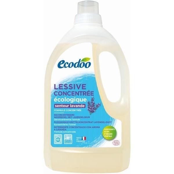 Ecodoo pyykinpesuneste laventeli, 1500 ml