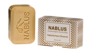 Nablus oliiviöljysaippua