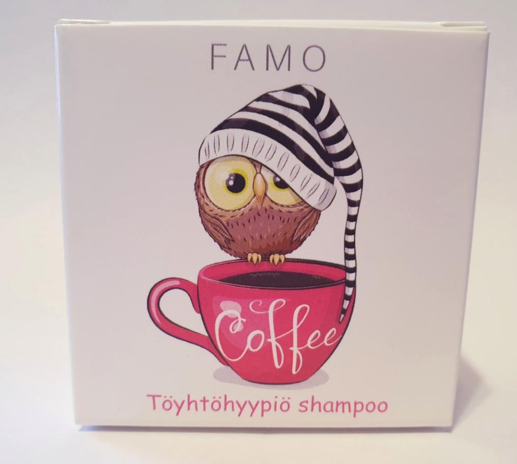 FAMO shampoopala Töyhtöhyypiö, 80g