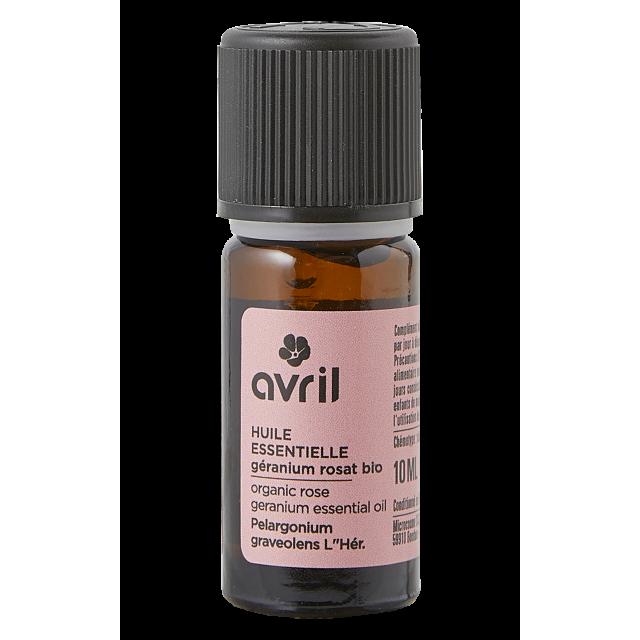 Avril Pink Geranium eteerinen öljy