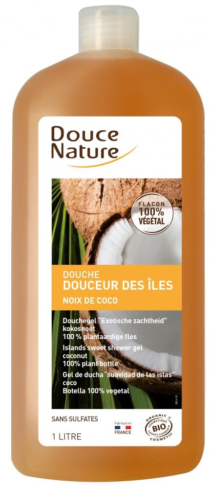 Douce Nature kookos suihkugeeli