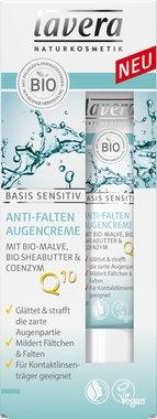 Lavera Basis Sensitiv Q10 silmänympärysvoide