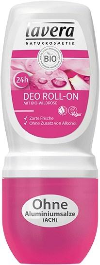 Lavera Wildrose roll-on deodorantti