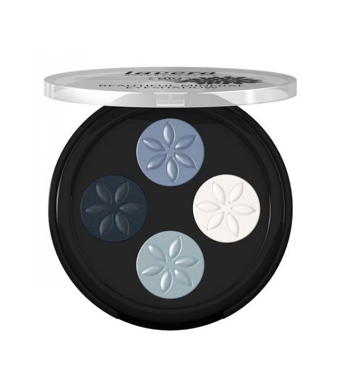 Lavera mineraaliluomiväri Quattro, Platinum Blue