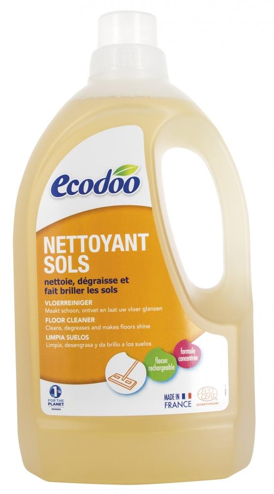 Ecodoo hedelmäinen yleispuhdistusaine, 1500 ml