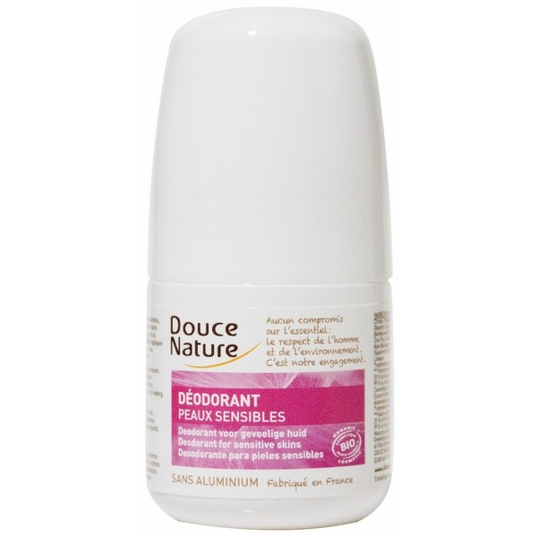 Douce Nature alumiiniton deodorantti, Sensitive