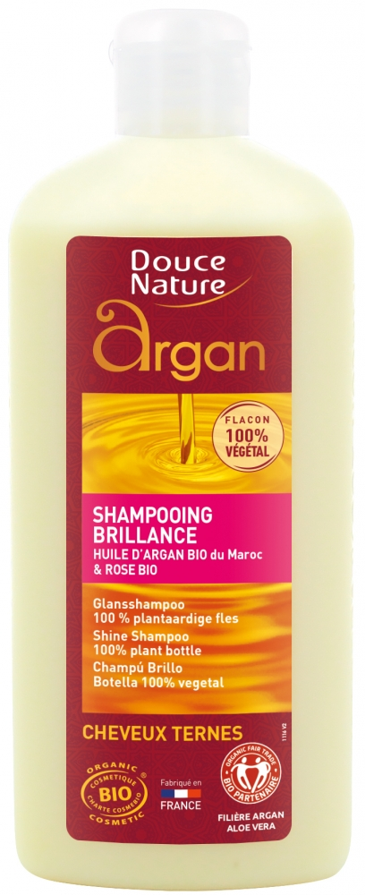 Douce Nature Brilliance kiiltoshampoo