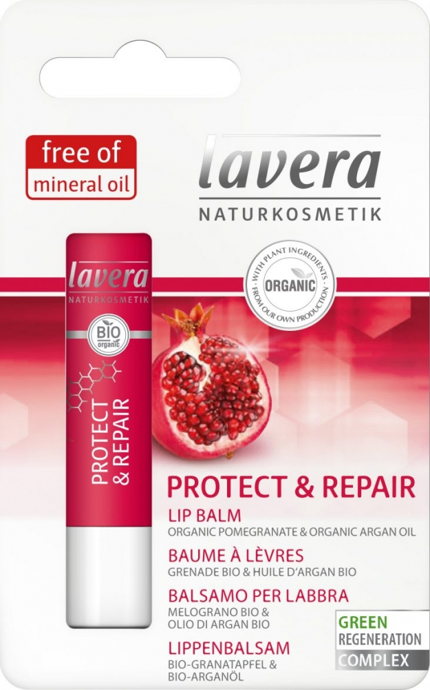 Lavera Protect & Repair huulivoide