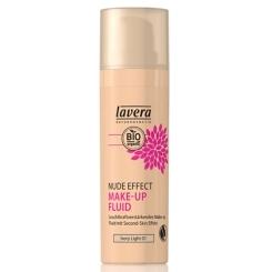 Lavera Nude Effect meikkivoide - Ivory Light 01