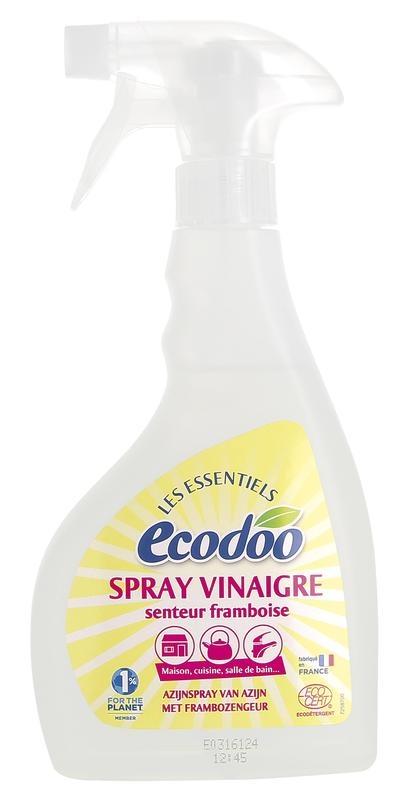 Ecodoo Vinegar puhdistussuihke, vadelma