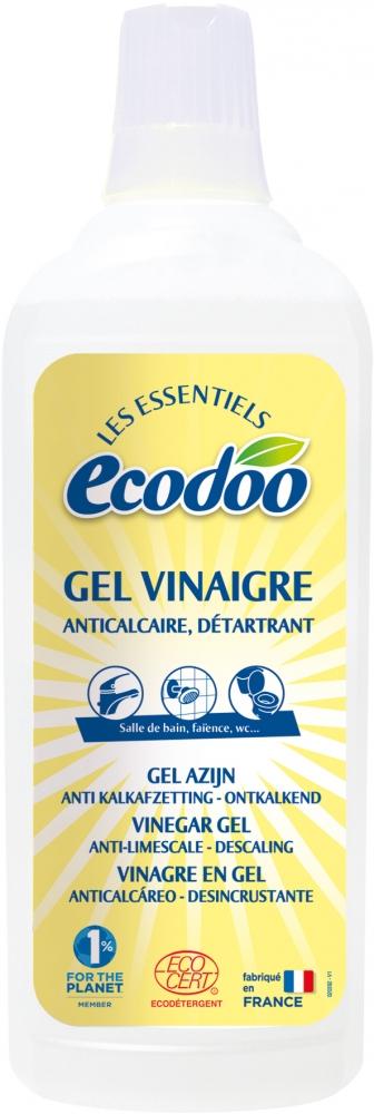 Ecodoo etikkapuhdistusgeeli
