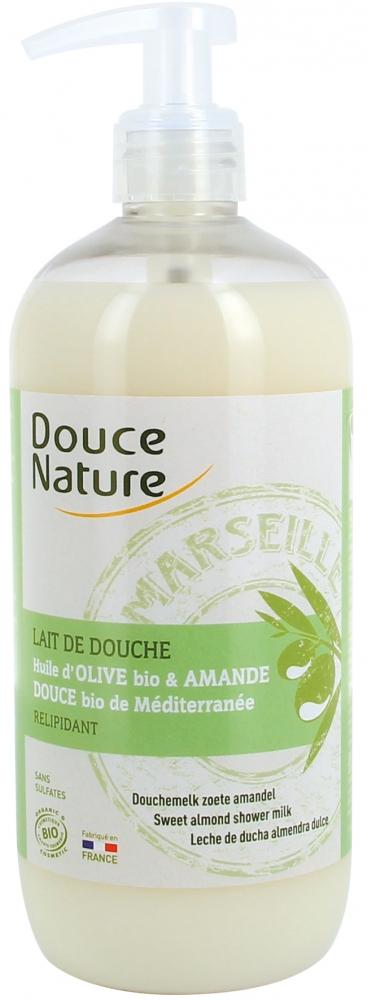 Douce Nature Shower Milk suihkuemulsio manteli