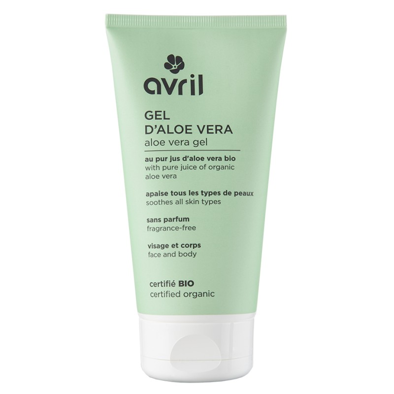 Avril aloe vera geeli / after sun
