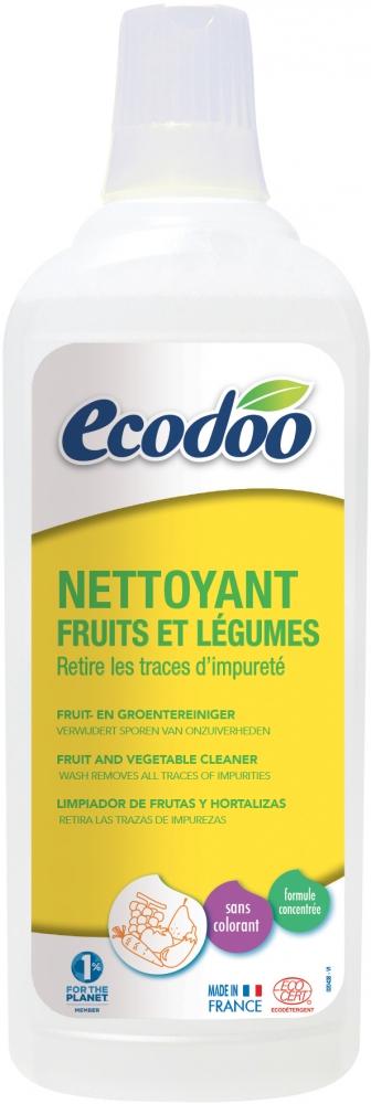 Ecodoo hedelmien ja vihannesten pesuaine