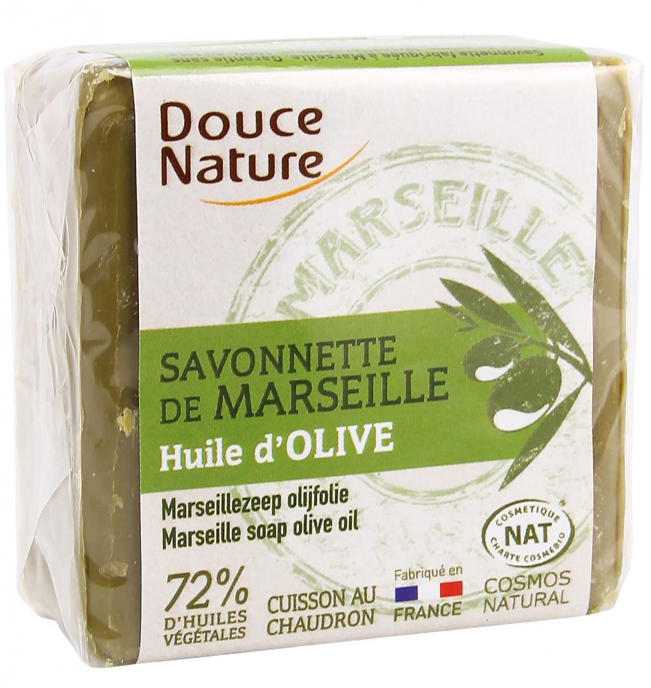 Douce Nature aito vihreä marseillesaippua