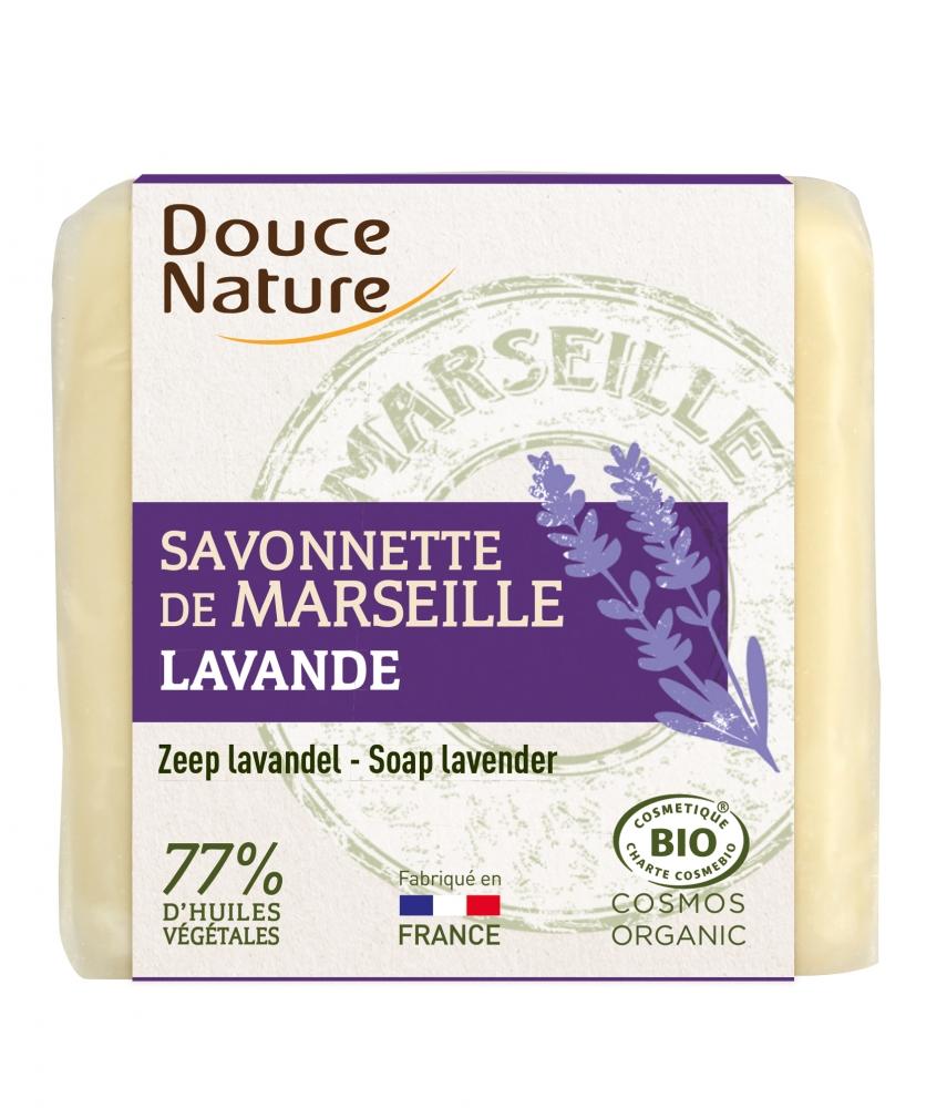 Douce Nature marseillesaippua laventeli